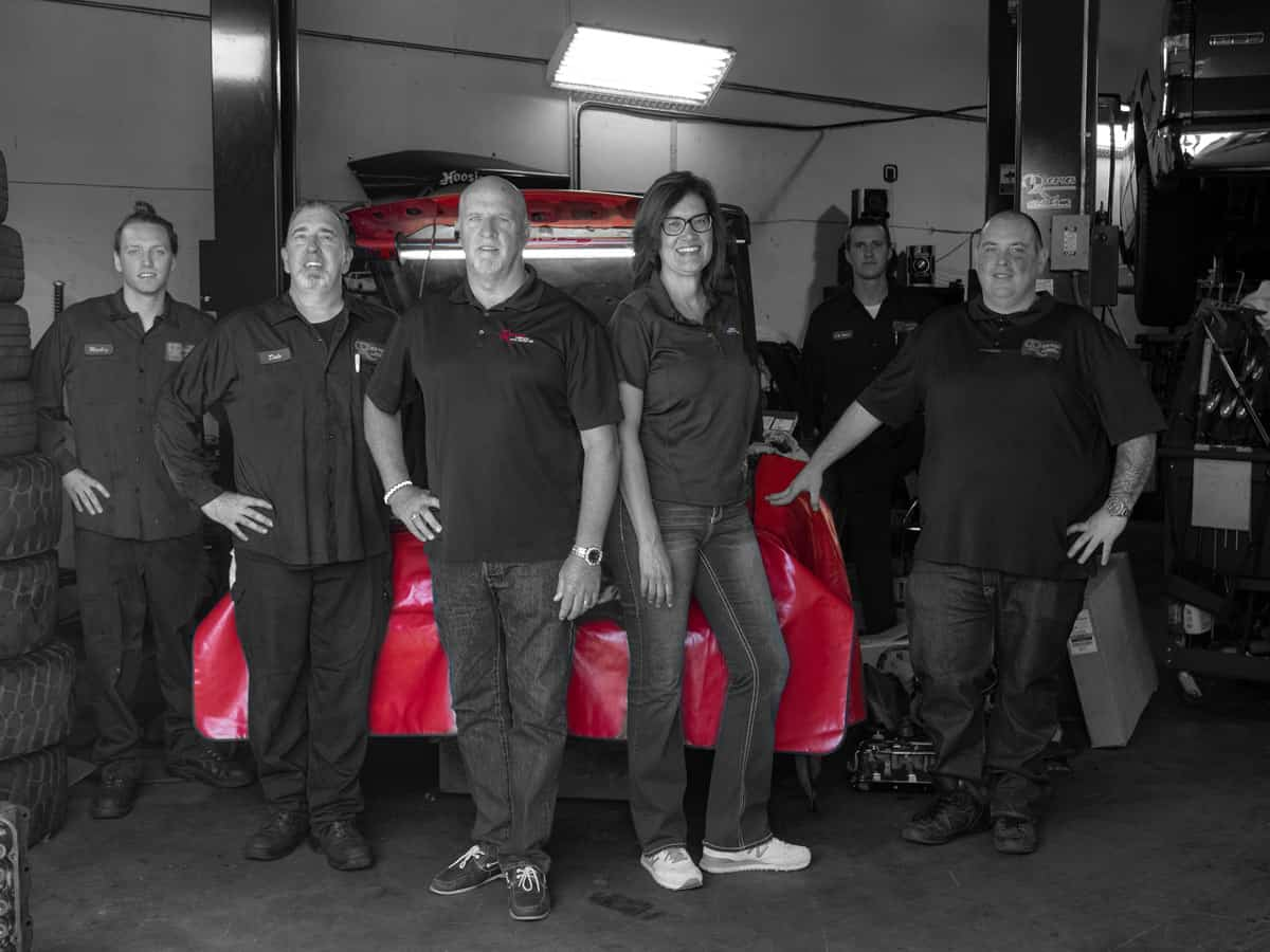Reeves Automotive Santa Clarita Team