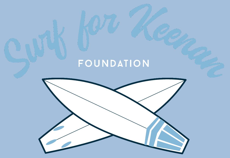 Surf For Keenan Foundation Logo